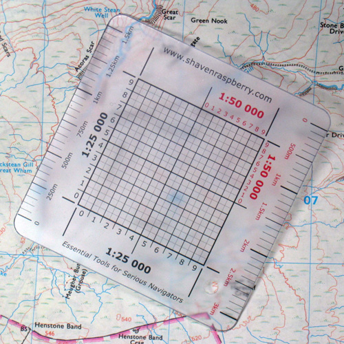 Map romer scale grid reference tool grid reference tool map romer scale grid reference tool gumiabroncs Gallery