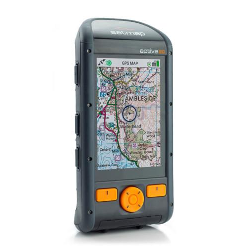 Satnav (GPS)